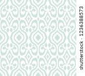 ikat geometric folklore pattern....   Shutterstock .eps vector #1236388573