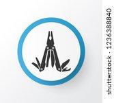 multi tool icon symbol. premium ...   Shutterstock .eps vector #1236388840
