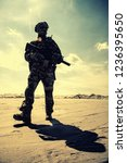 special operations forces... | Shutterstock . vector #1236395650