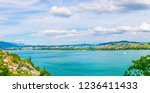 Bielersee Near Biel Bienne In...