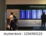milano  italy   october 09 ... | Shutterstock . vector #1236583123