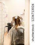 preparation for highlighting ... | Shutterstock . vector #1236713026