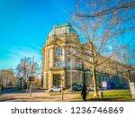 karlsruhe  baden w rttemberg  ...   Shutterstock . vector #1236746869