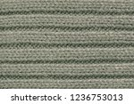 dark grey wool texture... | Shutterstock . vector #1236753013