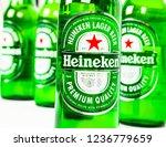 sankt petersburg  russia ... | Shutterstock . vector #1236779659