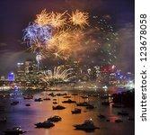 Sydney Australia New Year...