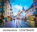 karlsruhe  baden w rttemberg  ...   Shutterstock . vector #1236784630