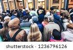 st petersburg  russia   october ... | Shutterstock . vector #1236796126