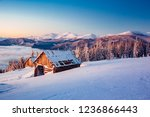 picturesque view of the... | Shutterstock . vector #1236866443