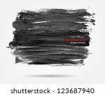 grunge watercolor background | Shutterstock .eps vector #123687940