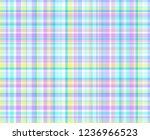 checkered pattern. linear... | Shutterstock .eps vector #1236966523