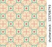 seamless abstract pattern... | Shutterstock .eps vector #123708793