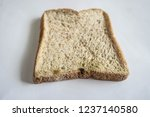 bread expired  whole wheat... | Shutterstock . vector #1237140580