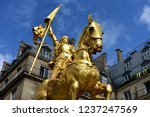 Paris  France. Jeanne D Arc ...