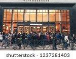 st petersburg  russia   october ... | Shutterstock . vector #1237281403
