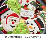 Gingerbread Cookies Decoration...