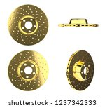 auto spare parts for passenger...   Shutterstock . vector #1237342333