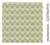 pattern of a half circle...   Shutterstock .eps vector #1237362976