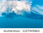 aerial view of the seabed in...   Shutterstock . vector #1237445863