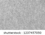soft grey fleece fabric.... | Shutterstock . vector #1237457050