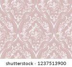 vintage flourish ornamented... | Shutterstock .eps vector #1237513900