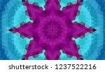 geometric design  mosaic of a...   Shutterstock .eps vector #1237522216
