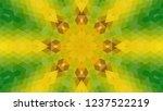 geometric design  mosaic of a...   Shutterstock .eps vector #1237522219