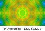 geometric design  mosaic of a...   Shutterstock .eps vector #1237522279