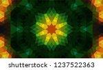 geometric design  mosaic of a...   Shutterstock .eps vector #1237522363
