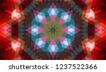 geometric design  mosaic of a...   Shutterstock .eps vector #1237522366