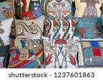 istanbul  turkey   october 06 ... | Shutterstock . vector #1237601863