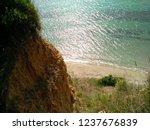 view of the adriatic sea...   Shutterstock . vector #1237676839