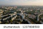 city samara living blocks with... | Shutterstock . vector #1237808503
