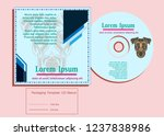sacred display layouts design... | Shutterstock .eps vector #1237838986