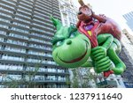 new york  ny   november 22 ... | Shutterstock . vector #1237911640