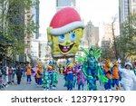 new york  ny   november 22 ... | Shutterstock . vector #1237911790