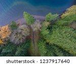 aerial view of bovee's meadow... | Shutterstock . vector #1237917640