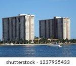 hollywood  florida  waterways | Shutterstock . vector #1237935433