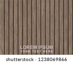 wood texture   abstract dark... | Shutterstock .eps vector #1238069866