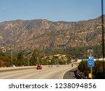 los angeles  california january ... | Shutterstock . vector #1238094856