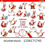 cartoon illustration of find... | Shutterstock .eps vector #1238171740