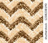 seamless of beige vector furry...   Shutterstock .eps vector #1238238190