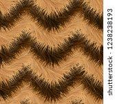 seamless of beige vector furry...   Shutterstock .eps vector #1238238193