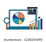 search engine optimization | Shutterstock .eps vector #1238254390