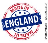 made in uk or england rubber...   Shutterstock .eps vector #1238268310