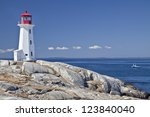 Peggy's Cove Lighthouse  Nova...