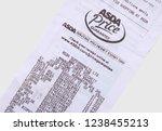 castleford  uk   april 17th ...   Shutterstock . vector #1238455213