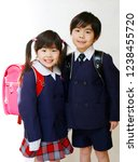 brother of the japanese primary ... | Shutterstock . vector #1238455720