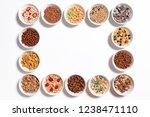 Frame Of Breakfast Cereal....