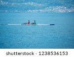 vevey switzerland   august 28...   Shutterstock . vector #1238536153